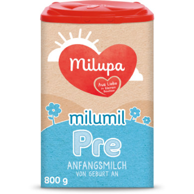Milupa Milumil Anfangsmilch Pre