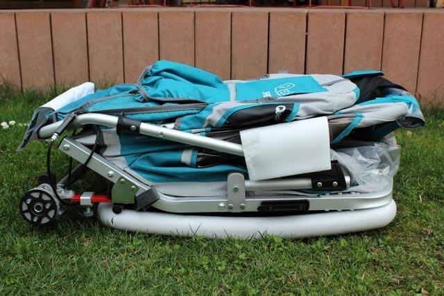 Qeridoo Speedkid 1 - ausgepackt