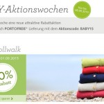 Bio-Wollwalk 10 % günstiger – hessnatur Baby-Aktionswoche 3