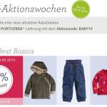 Bio-Babykleidung mit 15 % Rabatt: hessnatur Baby-Aktionswoche 4