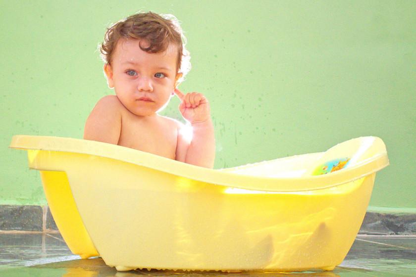 Kinderplantschbecken, Badewanne