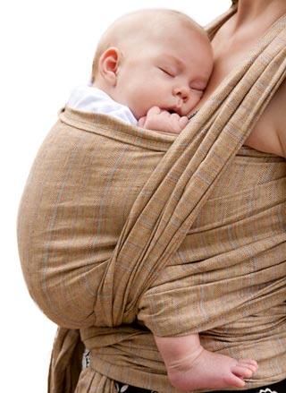 Baby-Tragetuch
