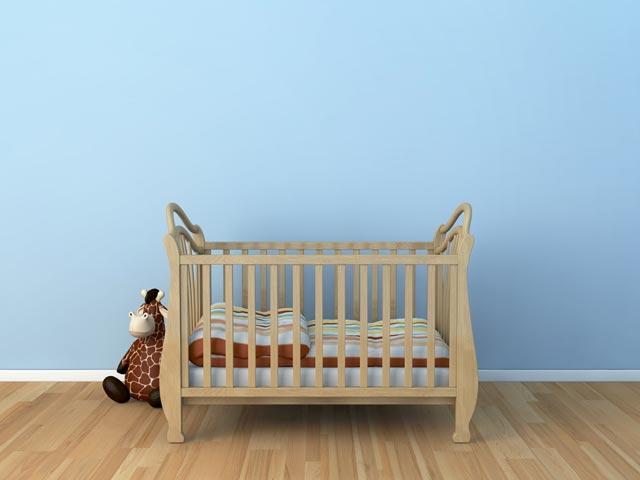 Babybett-Test-Gitterbett