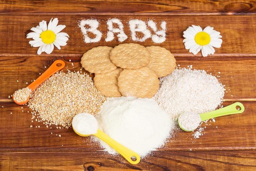 Baby und Kinderkekse im Test