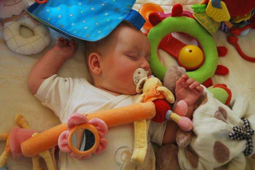 Babys-Schlaf
