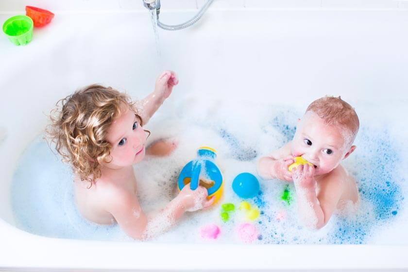 Badespielzeug-Badewannenspielzeug
