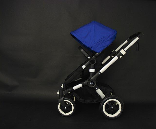 Kinderwagen Test - Bugaboo im Dunkeln