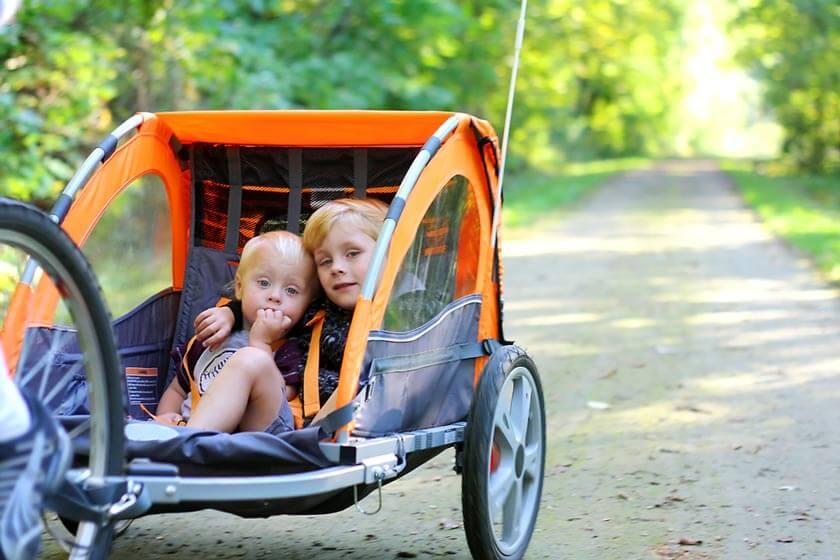 Fahrradanhänger Vergleich & Kinderfahrrad Test