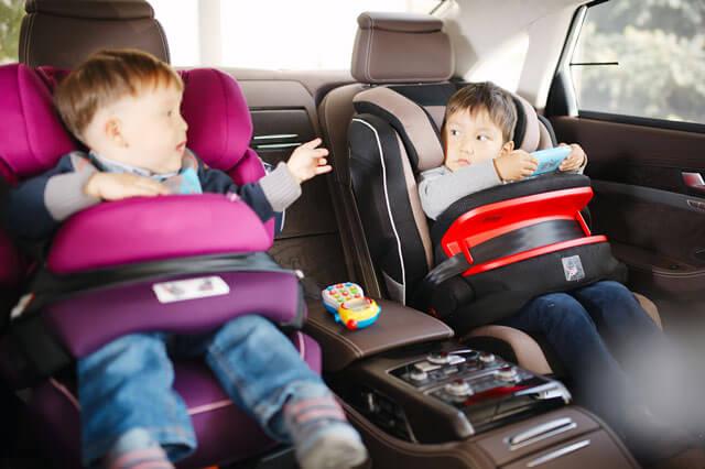 Fangkörper - Kinderautositz