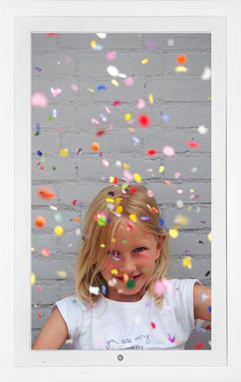 Framen Player für Familienfotos nutzen