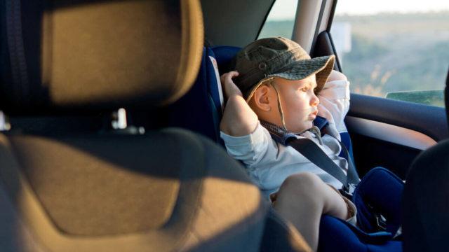 Kinderautositz Test