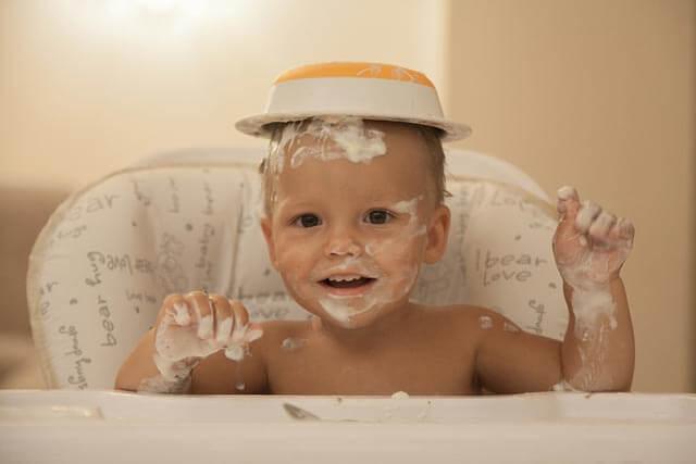 Baby-Kindergeschirr-Test