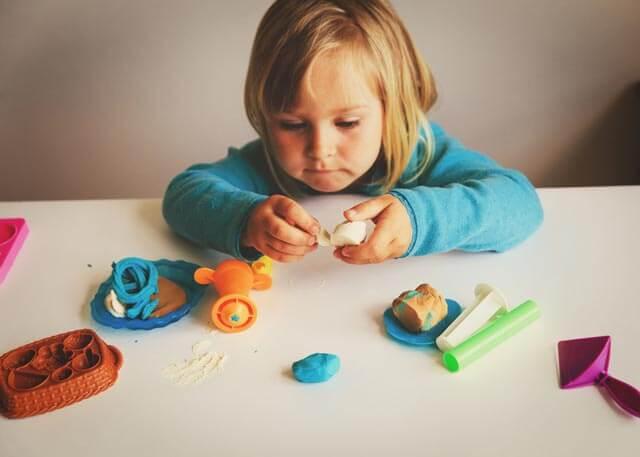ungiftige Knete - Kinderknete Test
