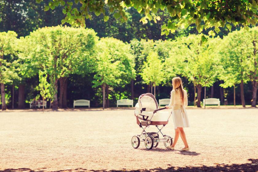 Kinderwagen Test, Beispielbild
