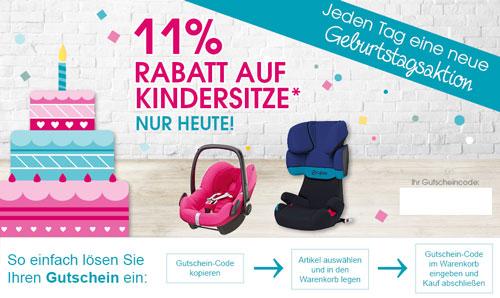 baby-markt.de - Geburtstagsaktion