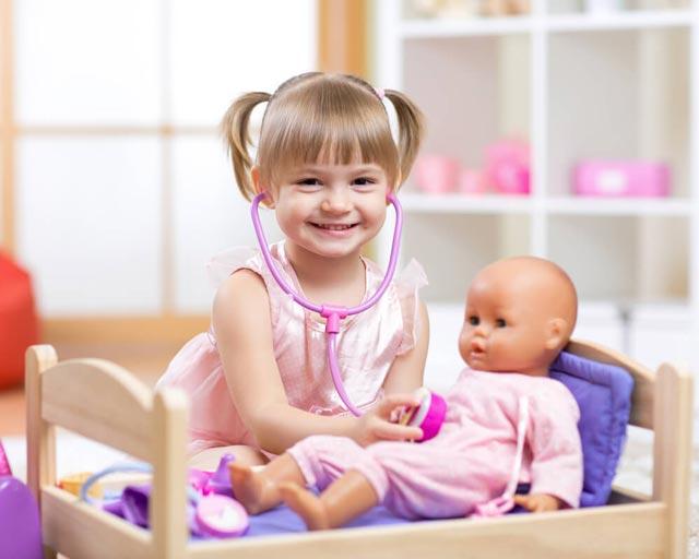 Babypuppen Test