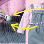 Rückruf: C&A warnt vor Gürtel für Mädchen Baby-Set und Babyhose