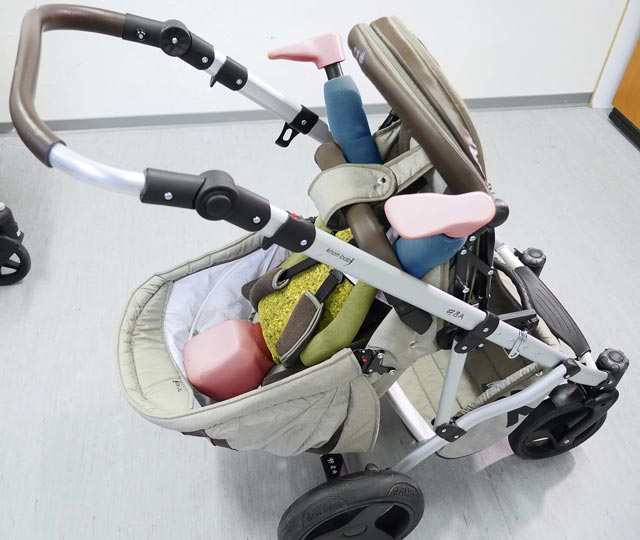 Kinderwagen Test - Knorr Baby fällt im Sicherheitstest durch