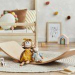 Balance Board für Kinder: Schadstofffrei & nachhaltig das Gleichgewicht trainieren