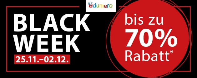 edumero - Black Week