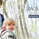 hessnatur: Familienwochen mit 10% auf alles