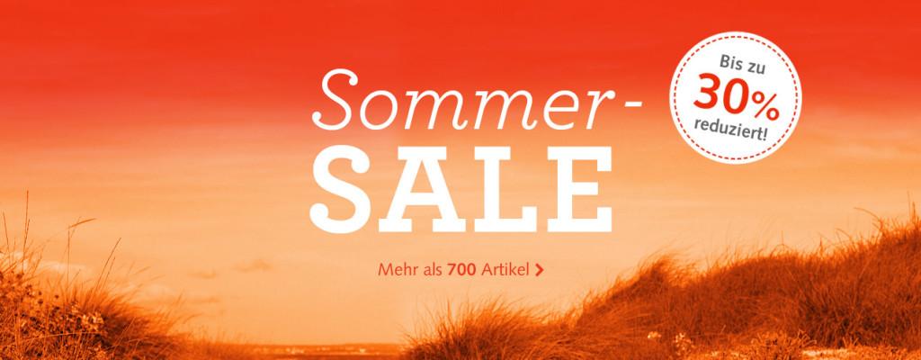 hessnatur Summer Sale 2015