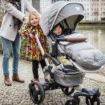 Die Qual der Wahl: Welcher Kinderwagen soll es werden?