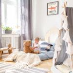 Das Montessori-Bett: Die schönsten Bodenbetten für Kinder.